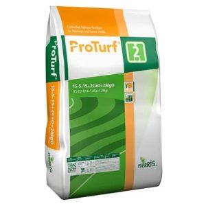 engrais gazon proturf 15-5-15