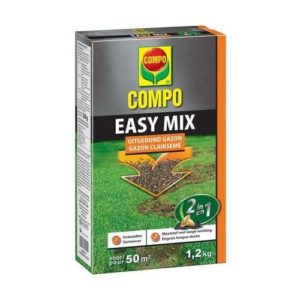 compo easy mix réparation gazon