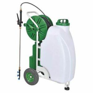 pulvérisateur électrique 50 litres Gazoneo sur roues