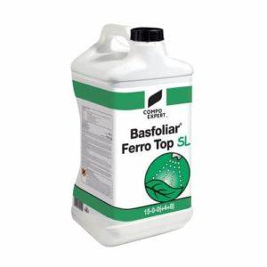 Engrais liquide Basfoliar Ferro Top SL