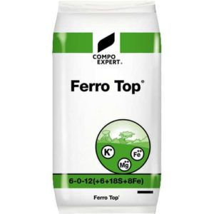 Ferro Top gazon