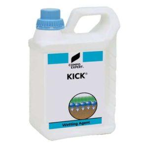 Kick agent mouillant pour gazon