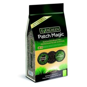 Rénovateur gazon patch magic 4 en 1