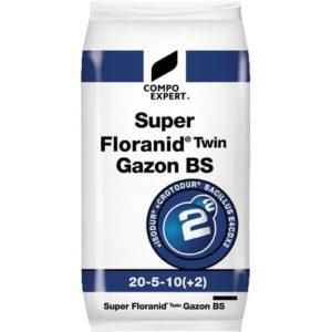 Engrais super floranid twin gazon BS