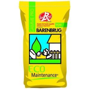 Gazon éco maintenance Barenbrug