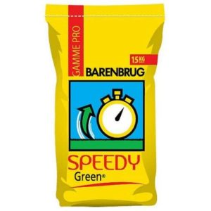 Semence gazon speedy green SG 01 Barenbrug