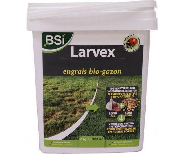 engrais organique pour pelouse