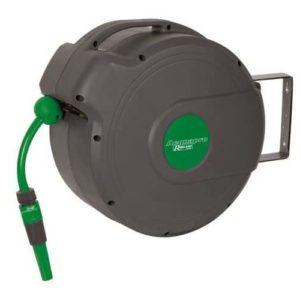 Dévidoir automatique tuyau d'arrosage 20m ACQUAPRO