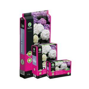 Engrais Osmo hortensia et rhododendrons 6-3-6