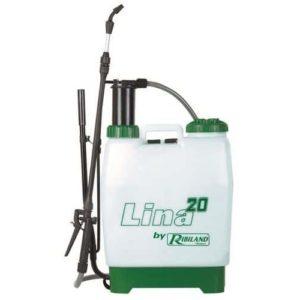 Pulvérisateur 20L à dos à pression entretenue LINA20
