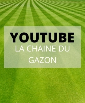 YOUTUBE CHAINE GAZON