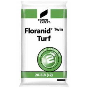 Engrais gazon Floranid Twin turf