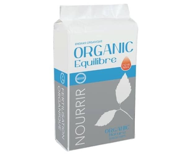 Engrais organo minéraux gazon organic équilibre 6-1-6 Frayssinet