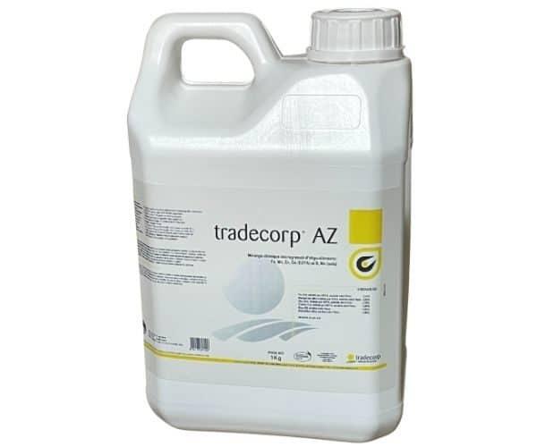 Tradecorp AZ complexe d'oligos éléments pour le gazon, oranger, citronnier, agrumes et l'ensemble des plantes du jardin.