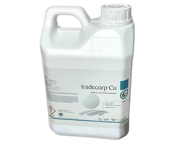 Tradecorp Cu à base de cuivre pour limiter la propagation des maladies fongiques dans le jardin, gazon et potagers