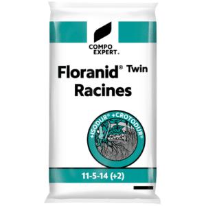 Engrais gazon Floranid Twin Racines 11-5-14